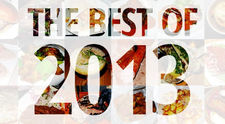 Mike Winston's Best Bites of 2013