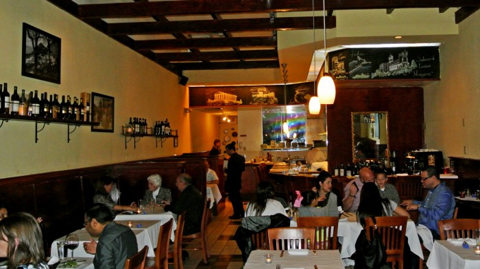 Vero Is Where The Palo Alto Locals Go For A Homey Italian