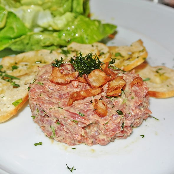 Tartare of Lamb