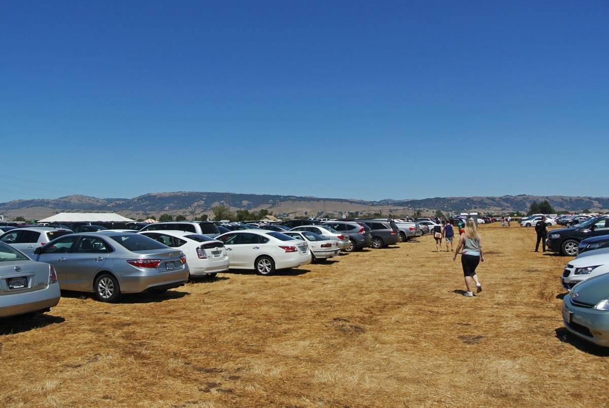 Parking Field