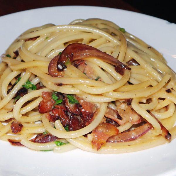 Mario Batali's Amazing Greenwich Village Pizza & Pasta Spot