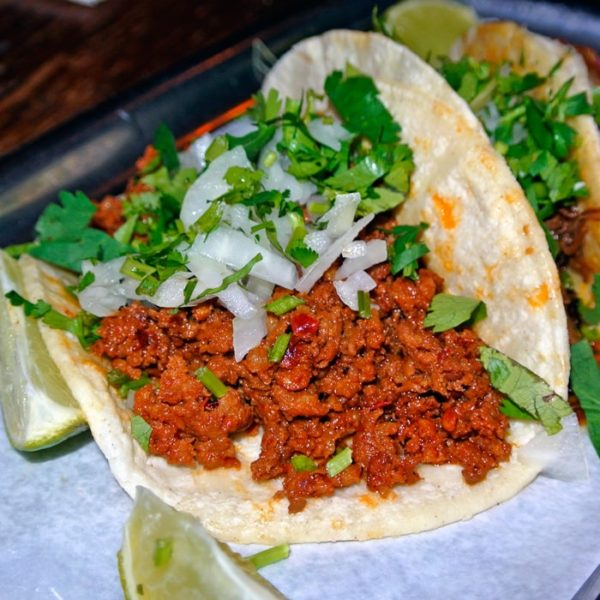 The Taco Shop: Hidden Tacos Down a Stairwell in The West Village