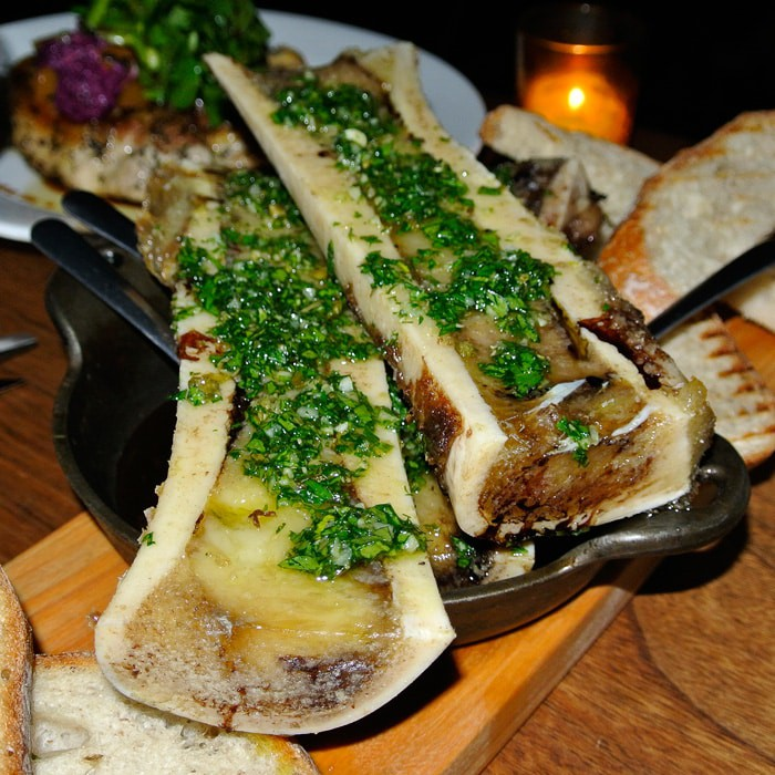 Meaty Comfort Food, Cocktails, & Bone Marrow Bliss at Swine in NYC