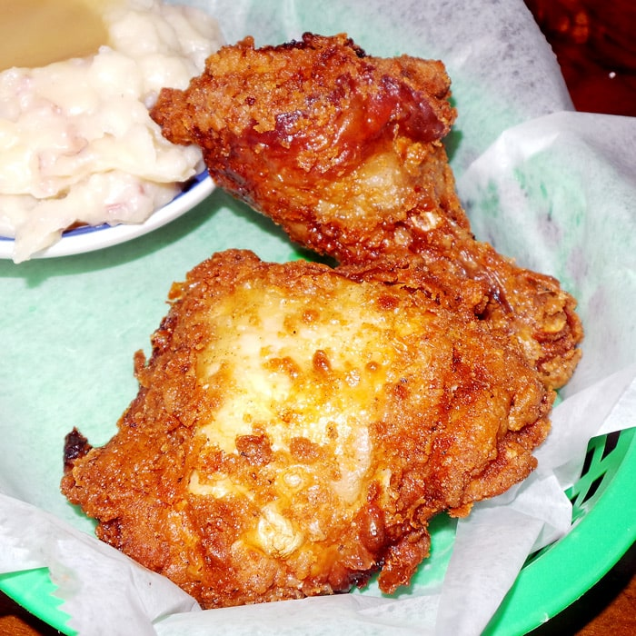Seriously Good, Cheap Fried Chicken at Dirty Bird To-Go in NYC