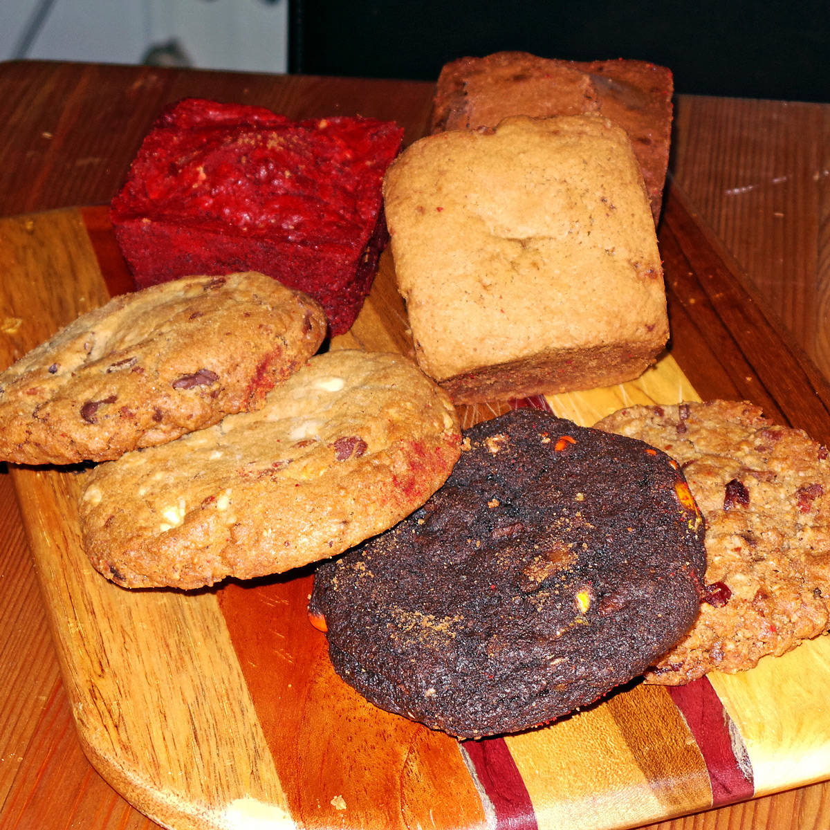 The Baconery Holiday Bacon Baked Goods Basket