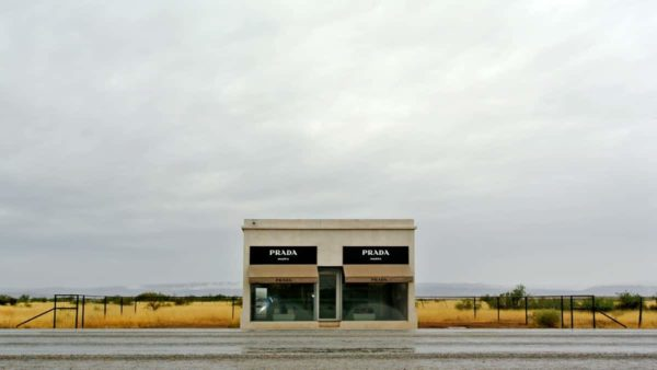 Michael Goes West (Texas): Art & Aliens Marfa Edition