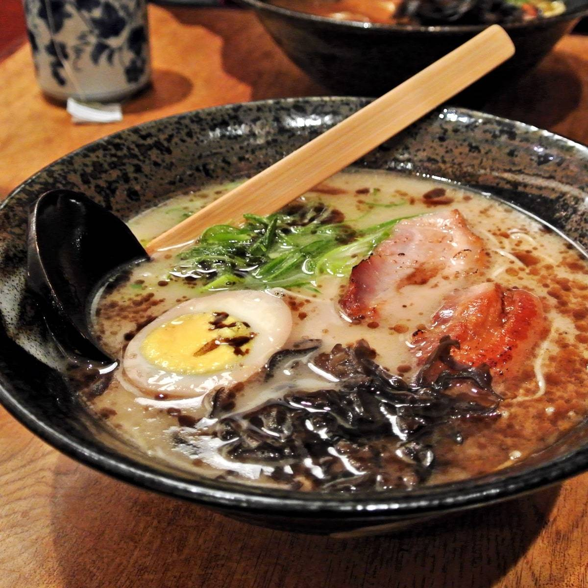 A New Ramen Contender in the West Village at Ramen Ya