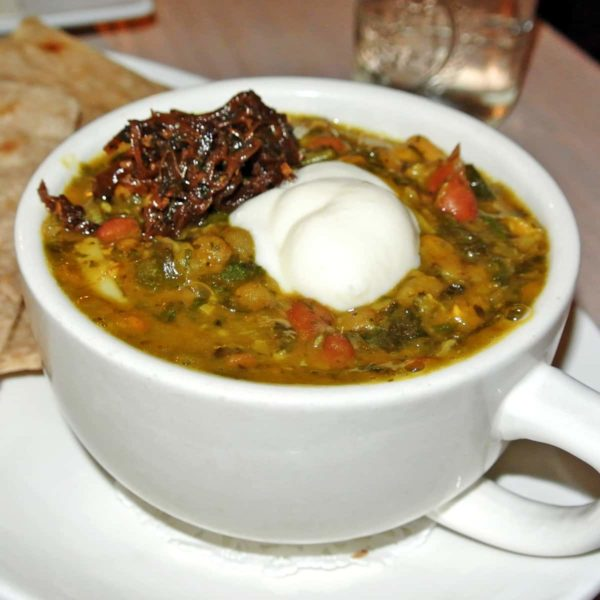 Unusual Persian Comfort Food at Cafe Nadery in Greenwich Village