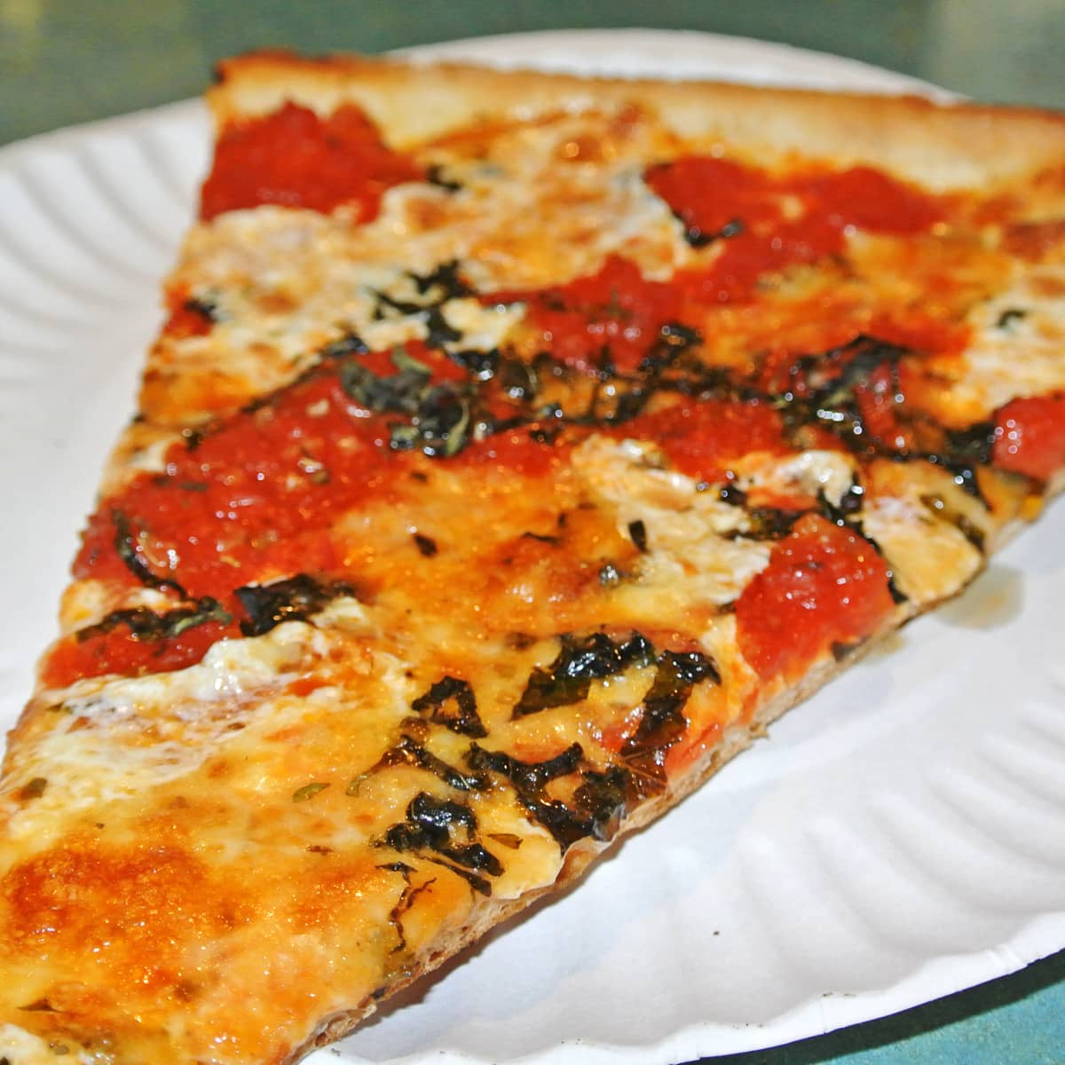 The Very Best Pizza Slice in New York is at Bleecker Street Pizza
