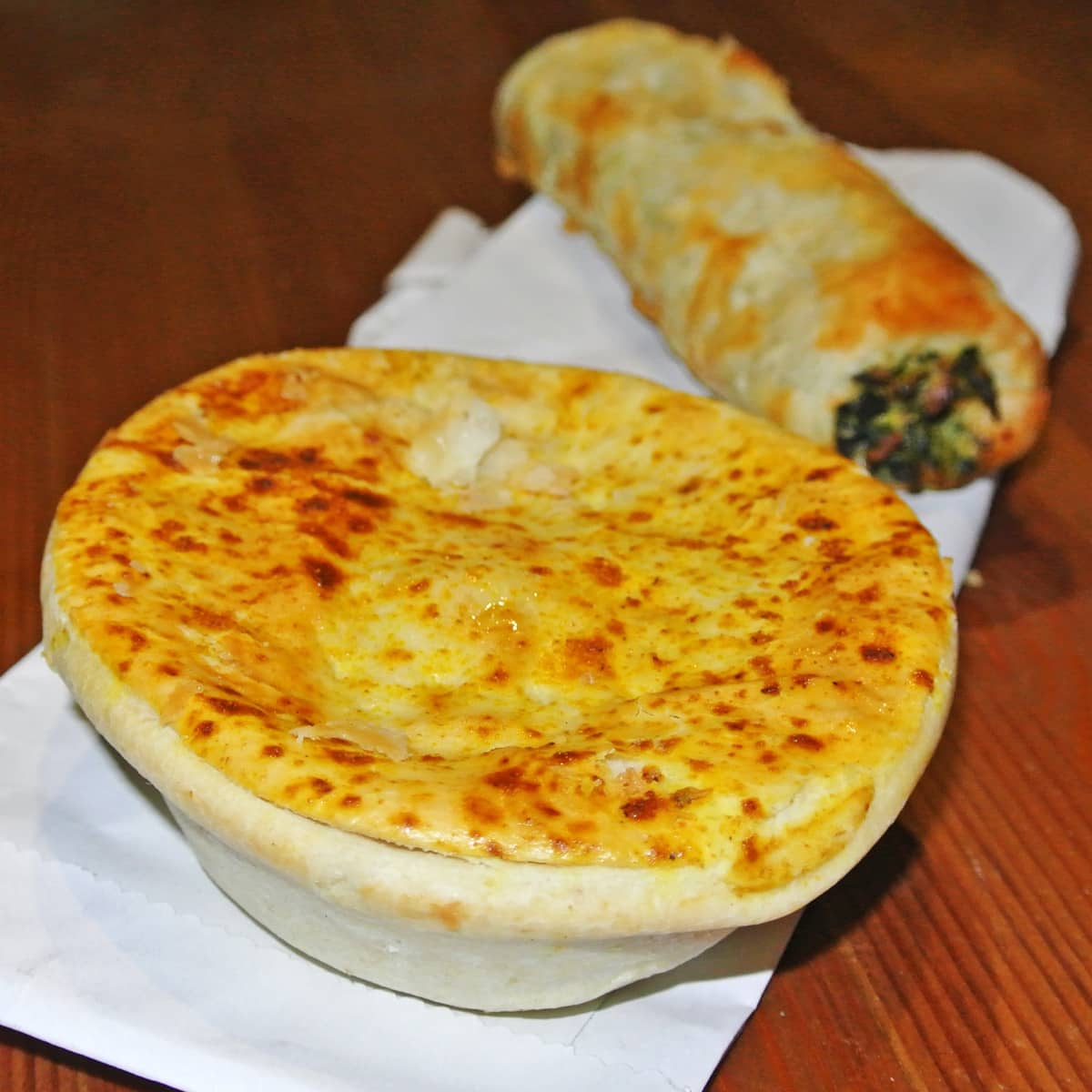 New Zealand Style Meat Pies & More at Dub Pies