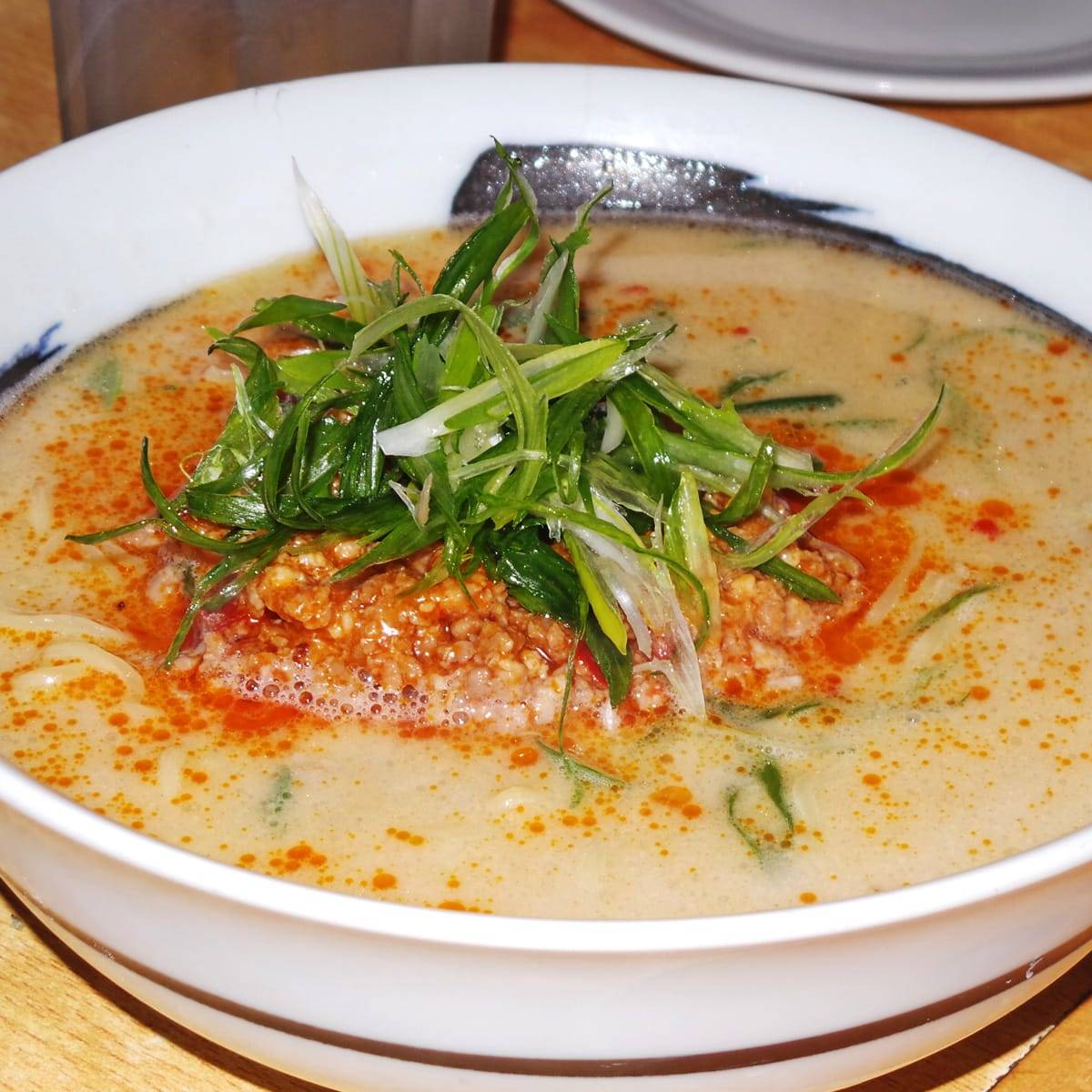 Solid Bowls of Ramen & Other Japanese Pub Food near Port Authority at Tabata Ramen