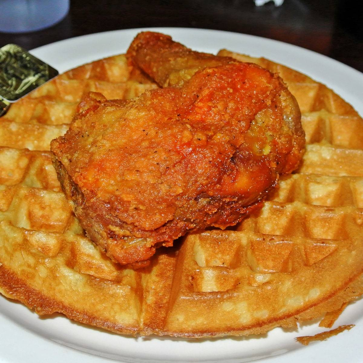 Chicken & Waffles and Authentic Home Cooked Soul Food at Amy Ruth's in Harlem