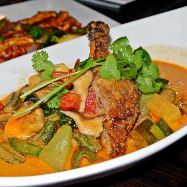 Top Notch Thai Off The Beaten Path at Purple Ginger in the East Village
