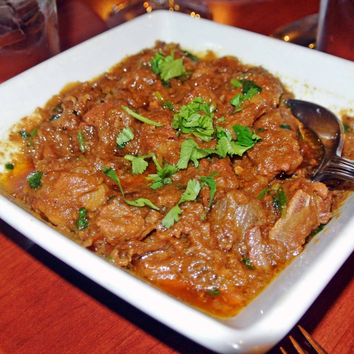 Classic Indian & Pakistani Curry at Shezan in Mountain View