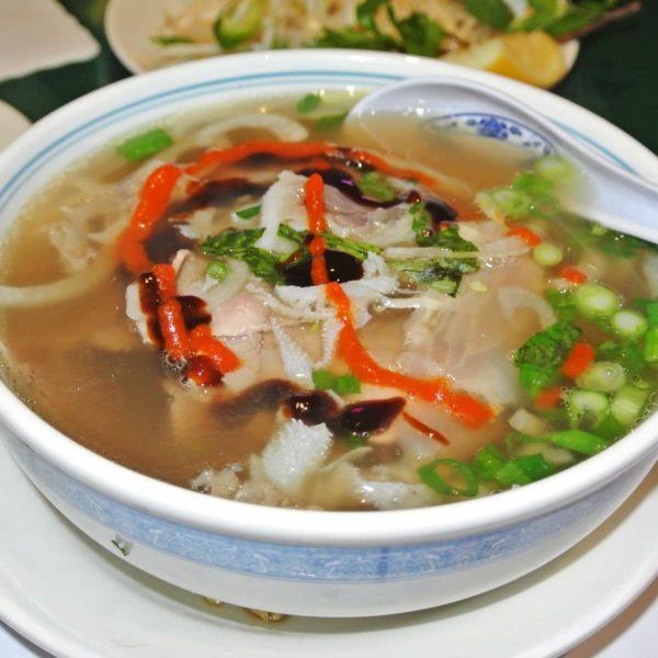 Big, Hot, Soothing, Bowls of Noodle Soup at Pho Vi Hoa in Los Altos