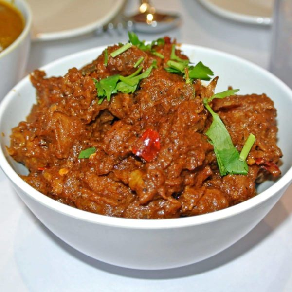 Read more about the article Fiery South Indian Chettinad Curry at Aachi Aappa Kadai in Sunnyvale