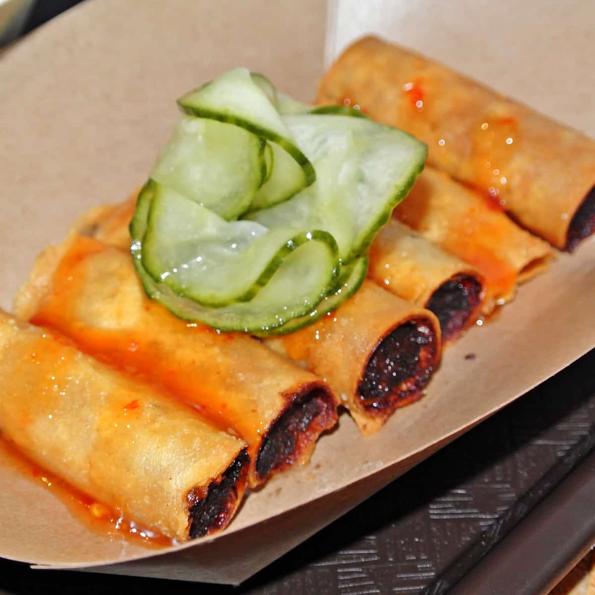 Flavorful Filipino Fast Food at Lumpia Shack Snackbar in the West Village