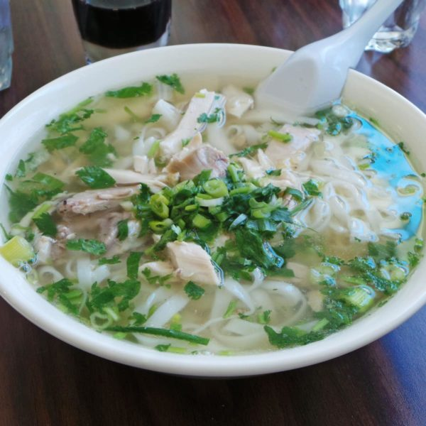 Fantastic Northern Vietnamese Pho at Turtle Tower in the Tenderloin