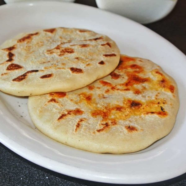 Pupusas Straight out of El Salvador with a Side of Fútbol at Balompié Cafe in the Mission