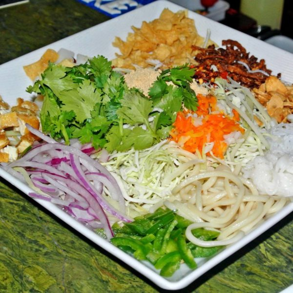 Vibrant, Destination-Worthy, Vegetarian-Friendly Burmese at Rangoon Ruby in Palo Alto