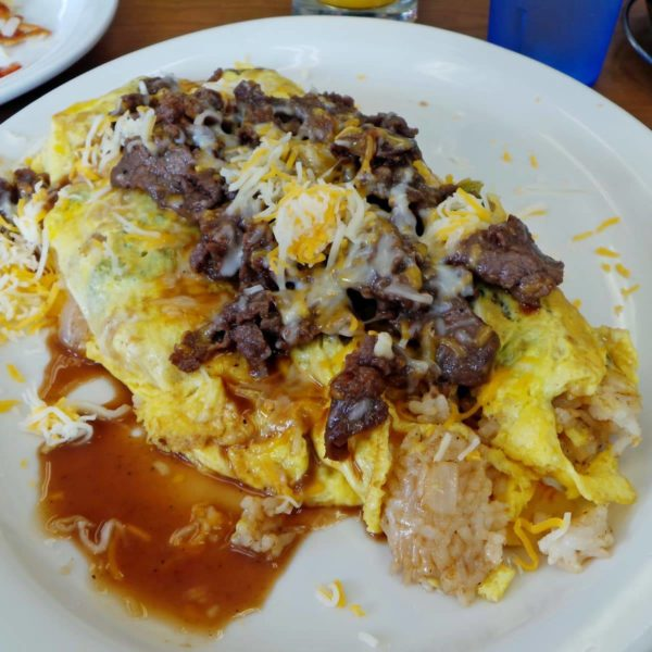 Hangover Cure: Korean & American Fusion Breakfast at Han's Coffee Shop in the Tendernob