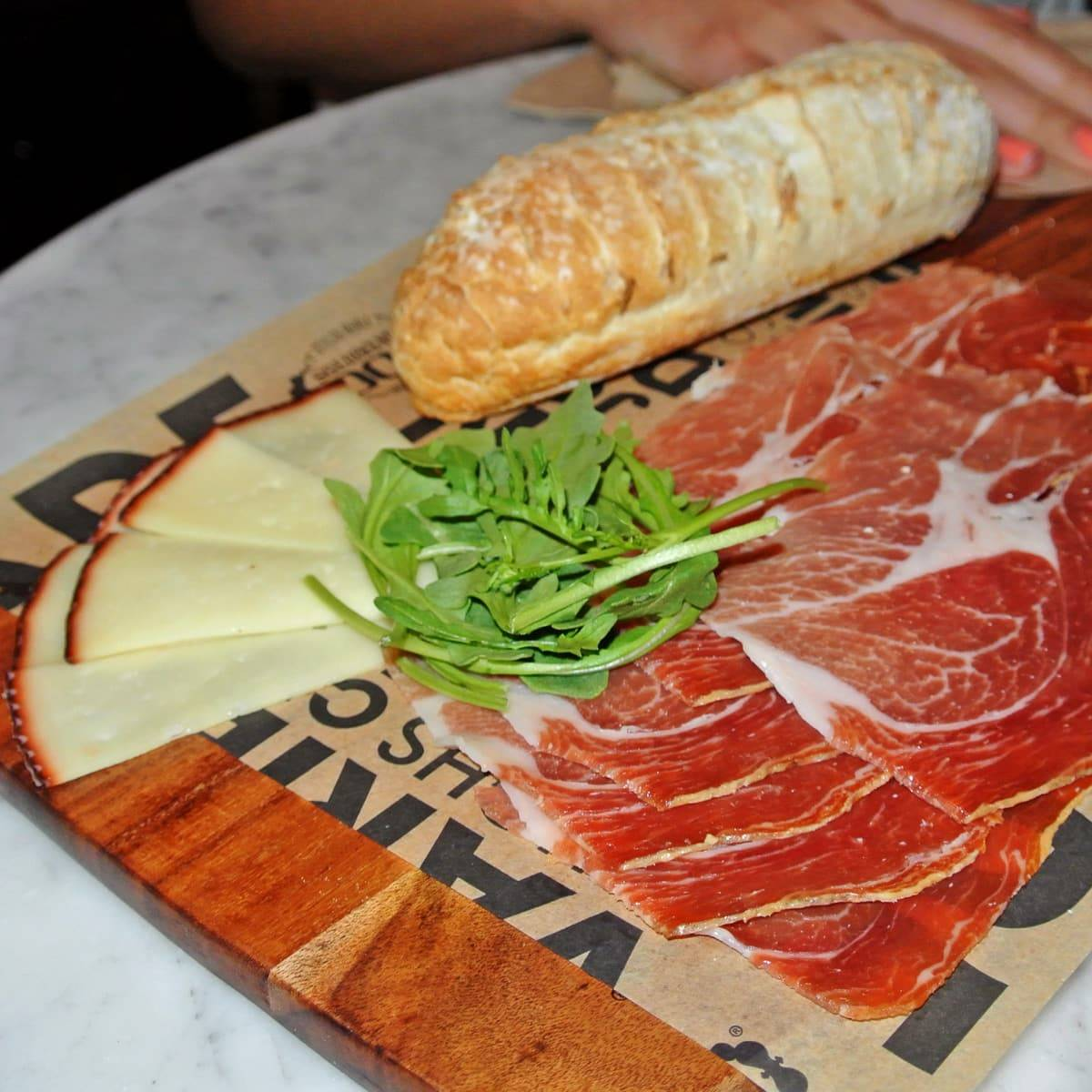 Sangria, Cured Meats, Other Spanish Imports at 100 Montaditos in Greenwich Village