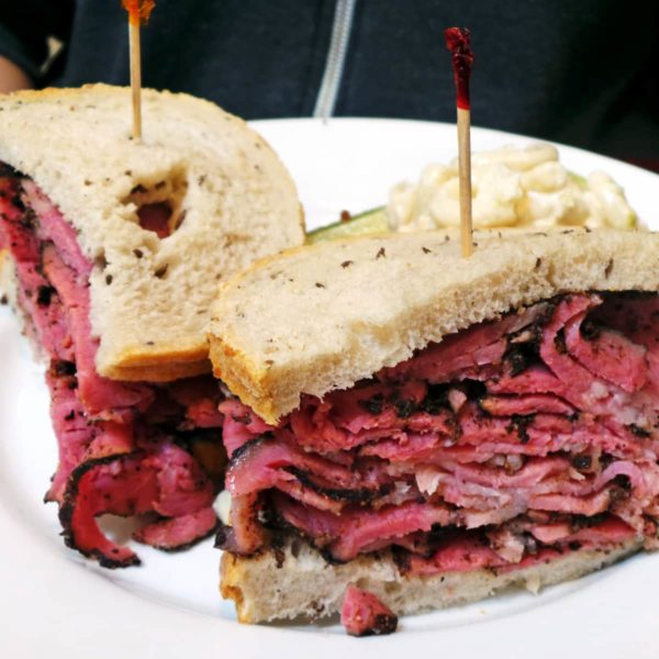Read more about the article This Jew Loves the Pastrami at Miller's East Coast in Nob Hill