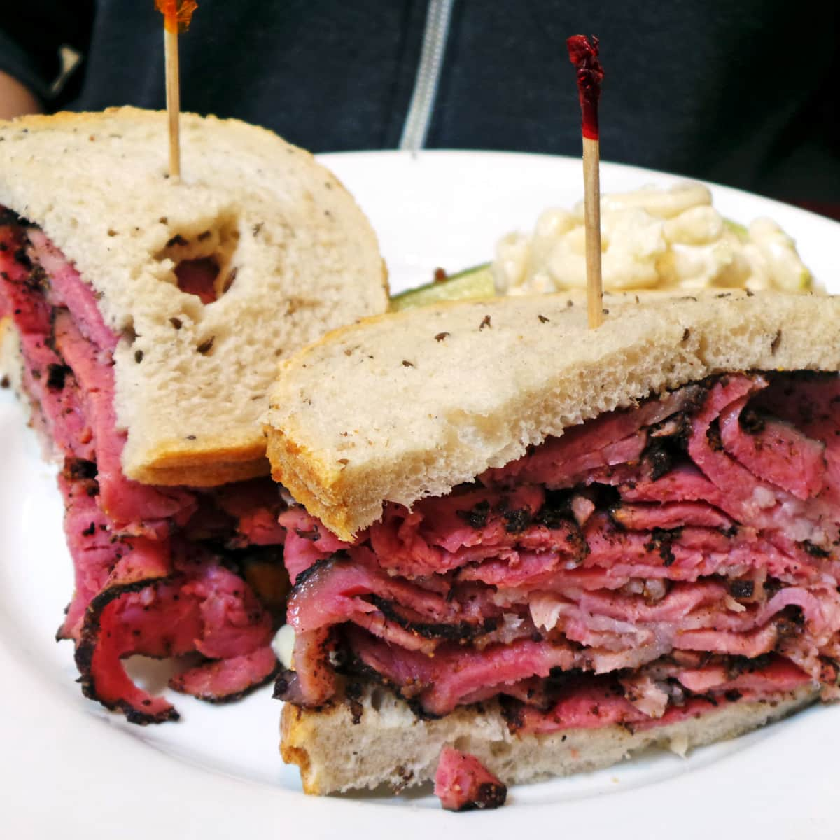 This Jew Loves the Pastrami at Miller's East Coast in Nob Hill