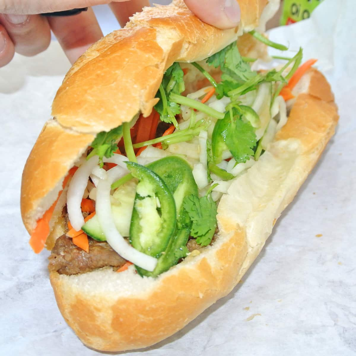 A Super-Legit, Dirt-Cheap, Hole-in-the-Wall Banh Mi Shop in Sunnyvale