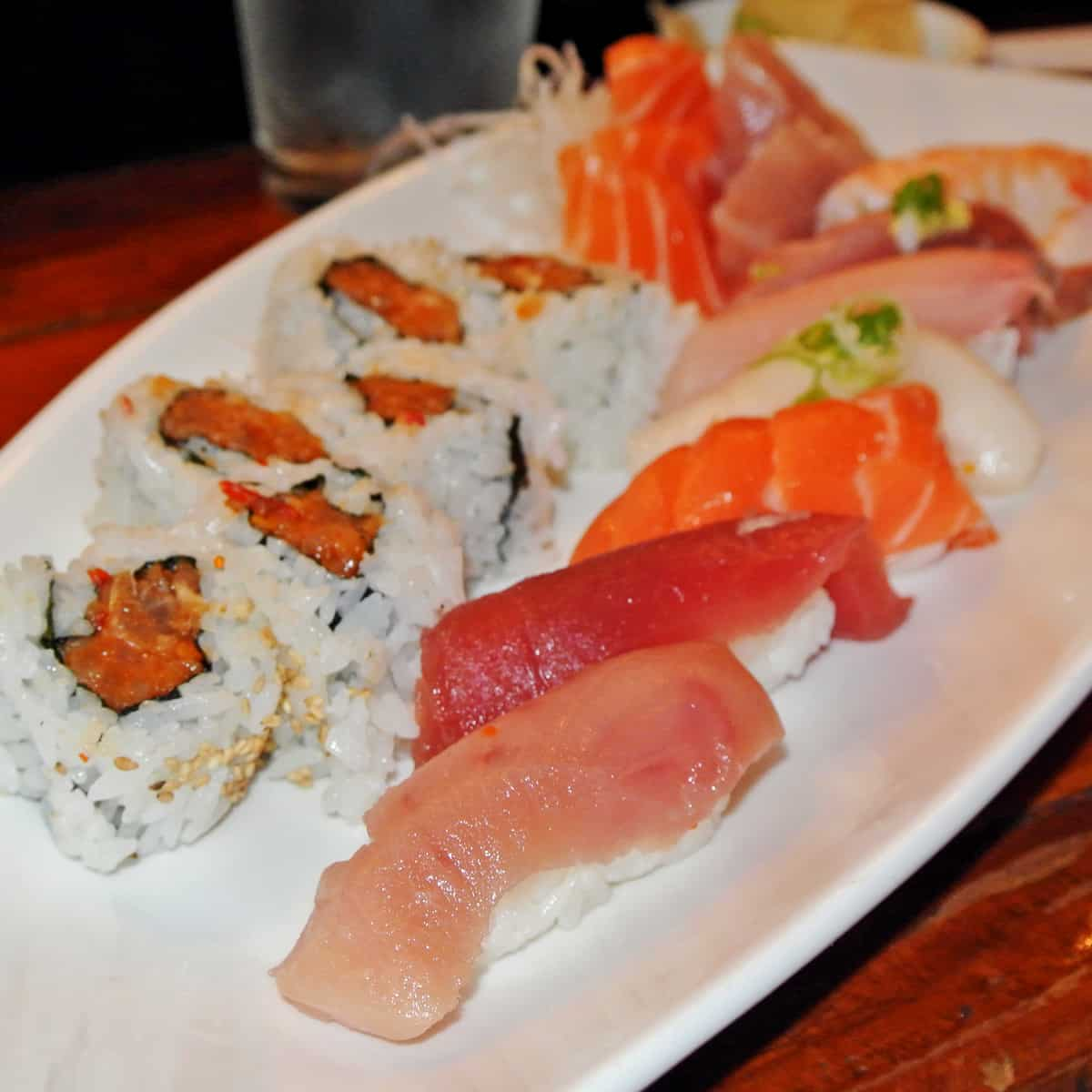 A Perfect Balance of Quality, Price, and Value at Live Sushi Bar in Potrero Hill