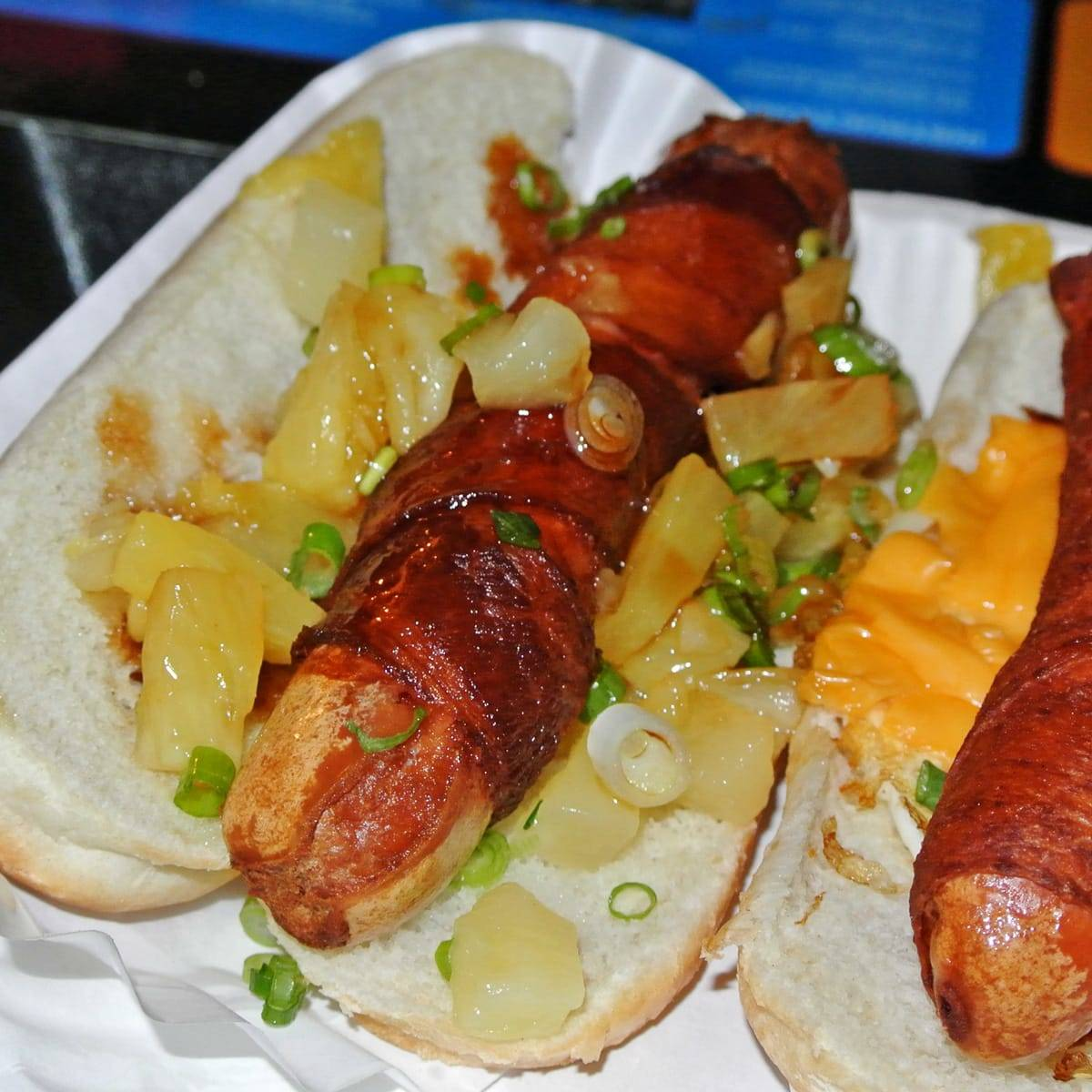 Crushing Late-Night Bacon-Wrapped Munchies at Crif Dogs in NYC