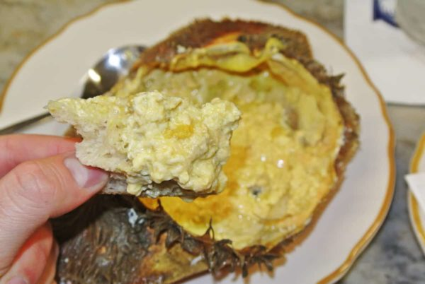 Read more about the article Eating a Whole Dungeness Crab Head at Swan Oyster Depot