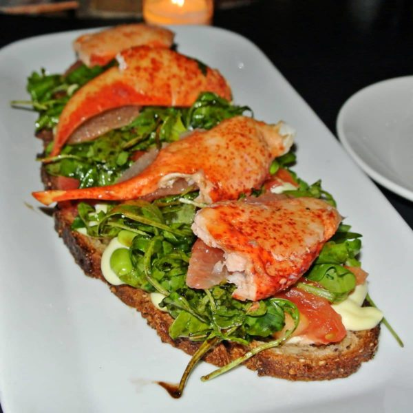 Date Night with Fancy, Open-Faced Sandwiches at Tartinery in Nolita