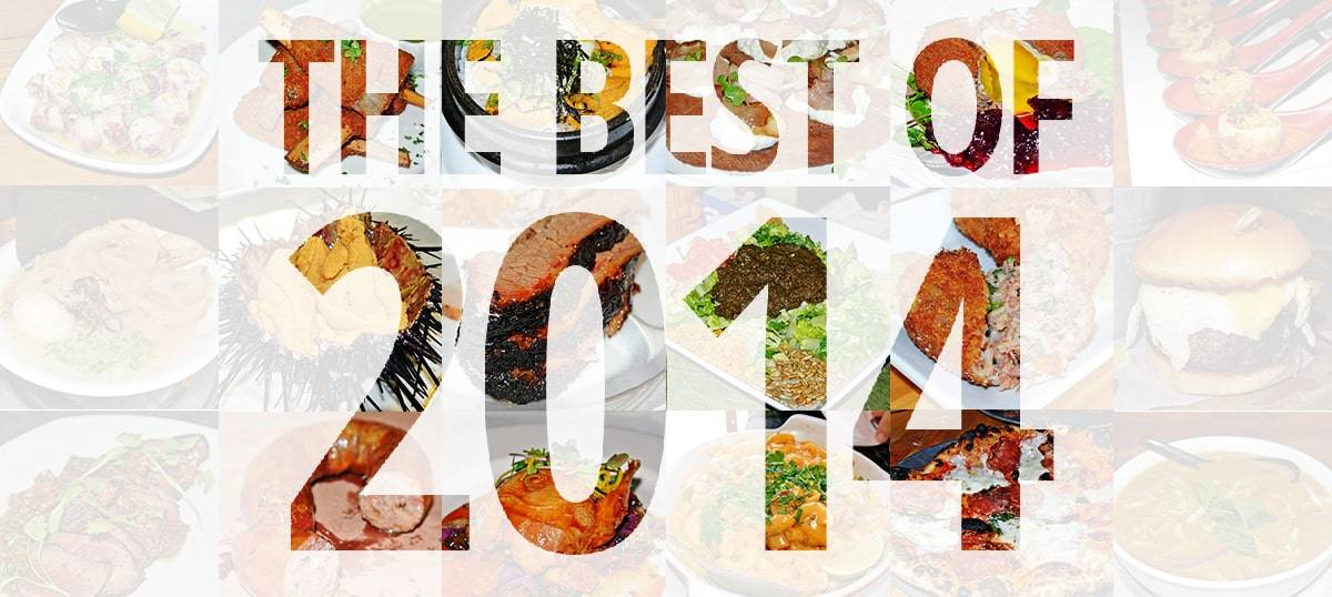 Mike Winston's Best Bites of 2014