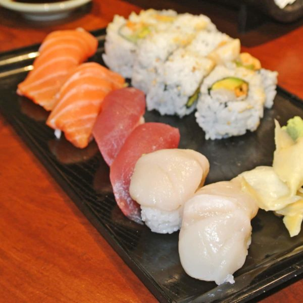 Fast, Fresh, and Cheap Sushi at Geta in Oakland