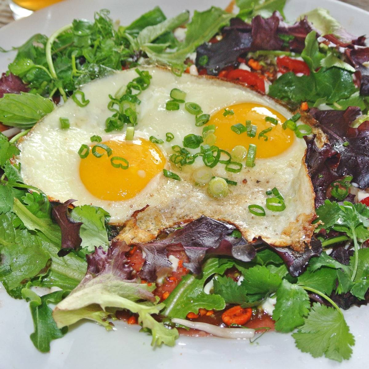 Asian Inspired Brunch at Kitchen Door in the Napa Oxbow Market