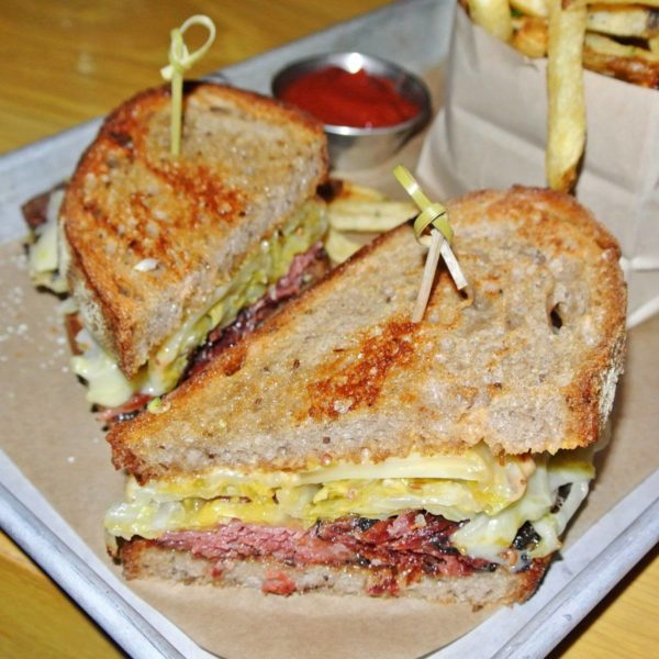 Read more about the article A Bounty of Beer and a Ridiculous Reuben at Mikkeller Bar in Union Sq.