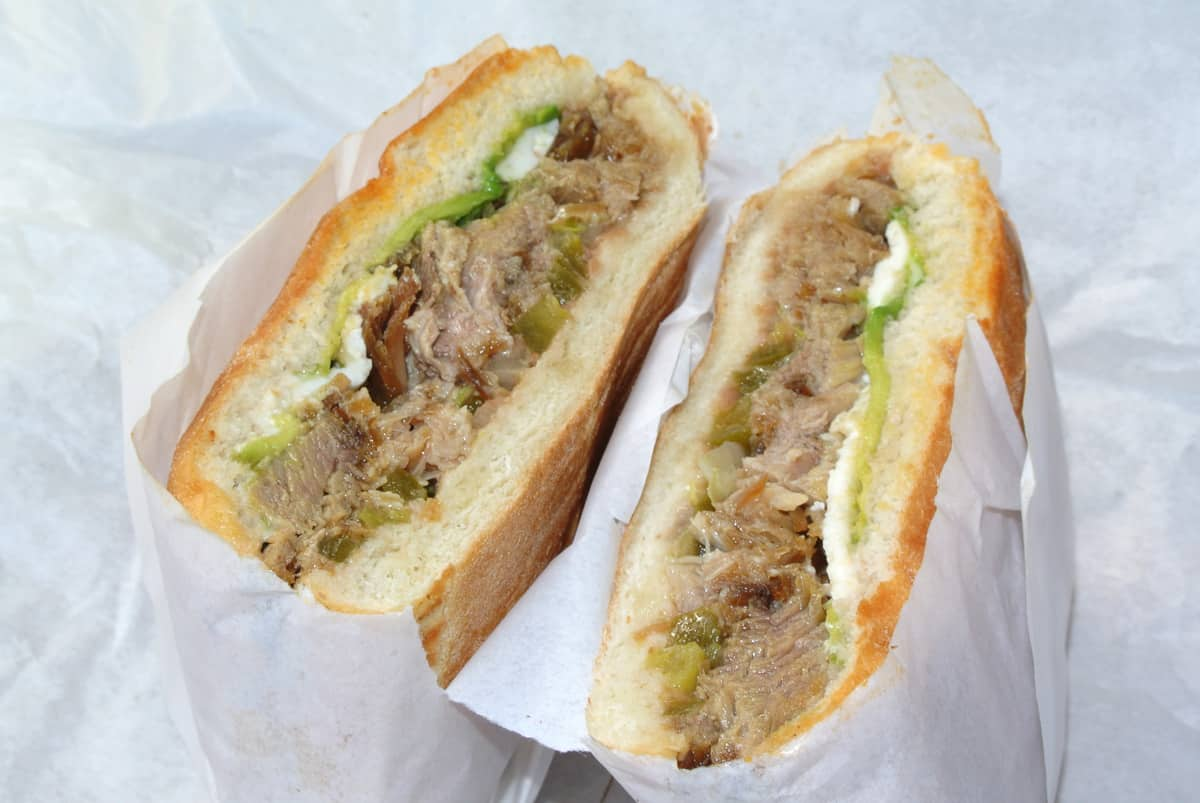 La Ciudad de Mexico is a Torta Hole-in-the-Wall in the Inner Richmond