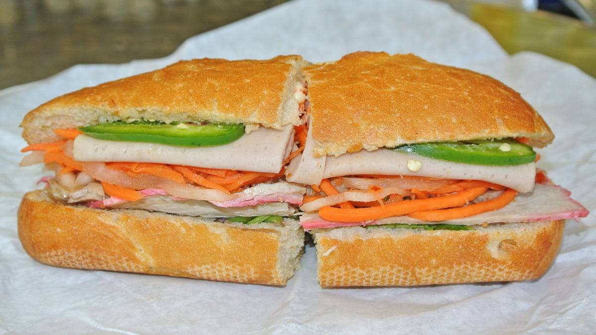 Where to Find a Ridiculously Meaty Banh Mi for Only $5 in the Mission