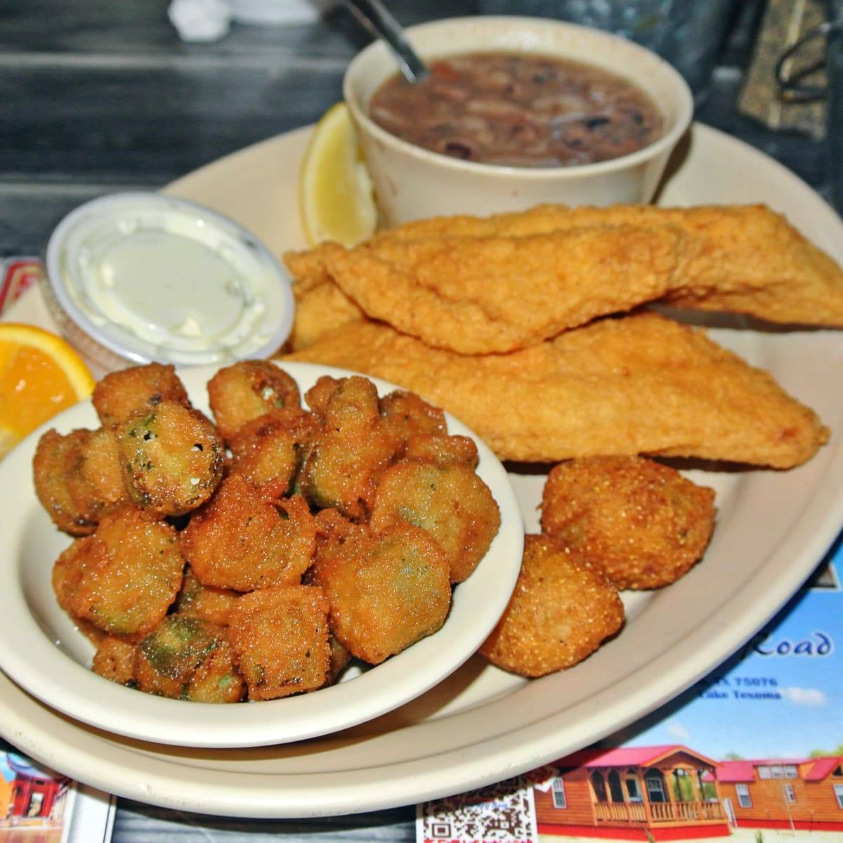Catfishing for Southern Deep-Fried Perfection in Denison, TX