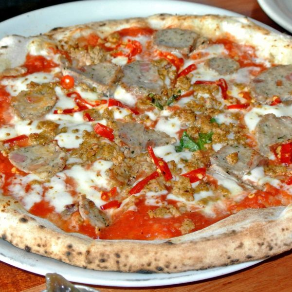 The Best Pizza in Dallas: A 900° Wood-Fire Oven and a Secret Menu