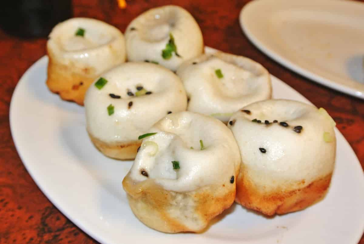 A Great Place to Experience Pan-Fried Soup Dumplings in Silicon Valley