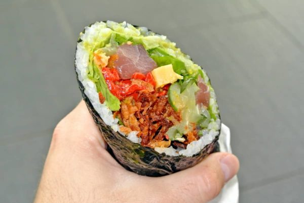 Is It Sushi? Is It A Burrito? Or Is It Something Else Entirely?