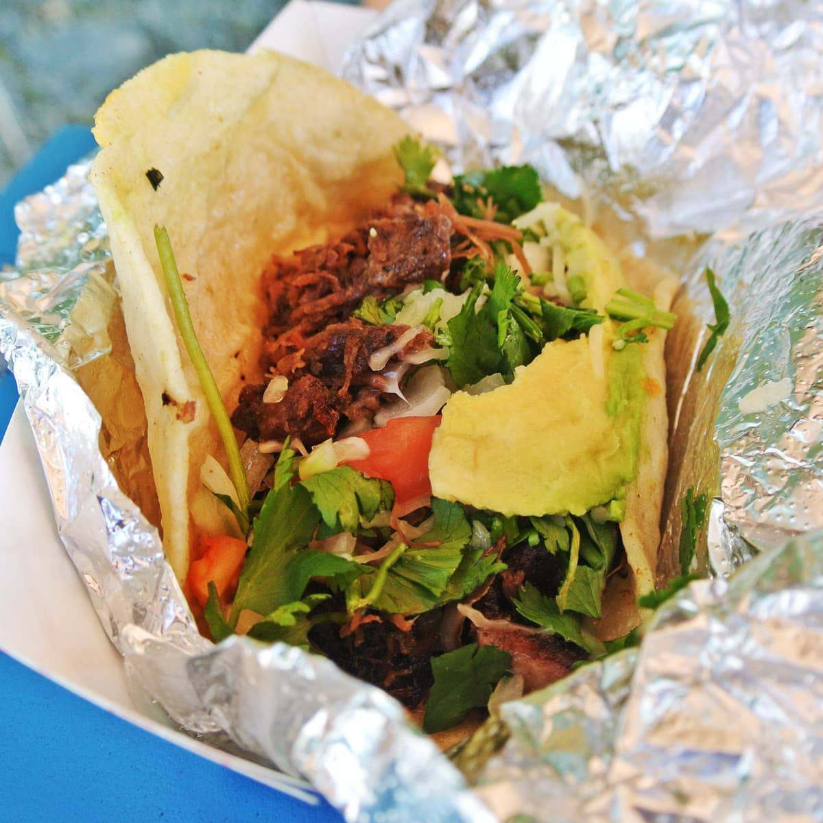 Where to Find a School Bus Slinging Killer Street Tacos in Austin
