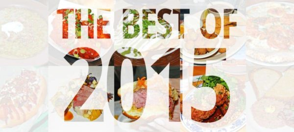 Mike Winston's Best Meals of 2015