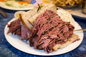 Feed a Family of Four with a Single Pastrami Sandwich at Harold's