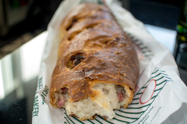 Read more about the article I Will Never Not Be in the Mood for a Loaf of Mazzola's Lard Bread