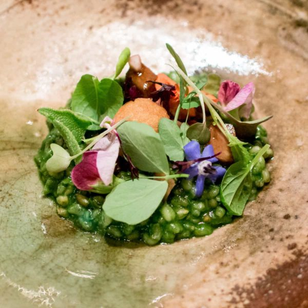 An Extraordinary, Ultra-seasonal, Japanese-inspired Tasting Menu in Wine Country