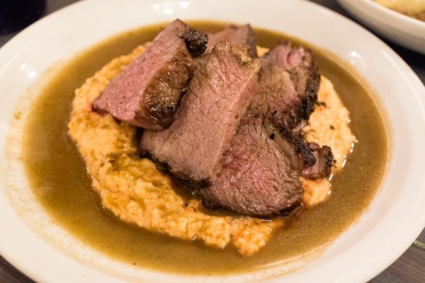 Cooking with Smoke and Direct Fire at Primitivo in the Garden District